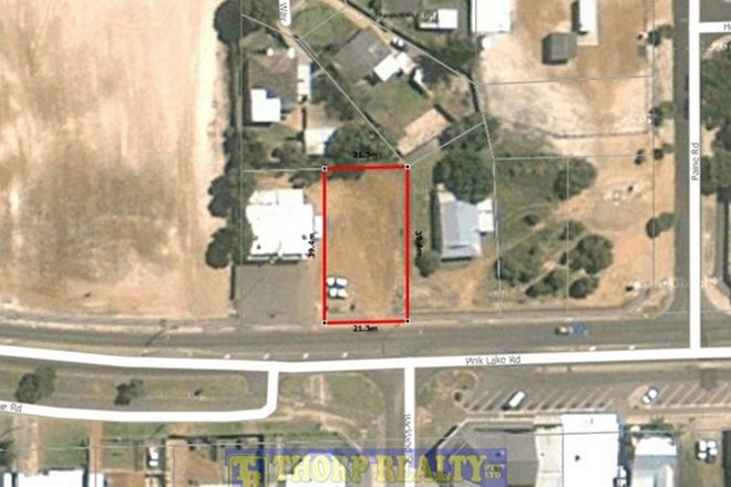 Picture of Lot 422 Pink Lake Road, NULSEN WA 6450