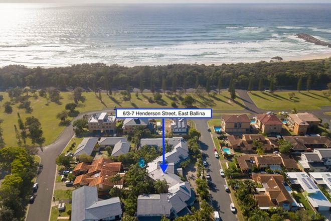 Picture of 6/3-7 Henderson Street, EAST BALLINA NSW 2478
