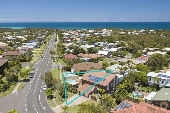 Picture of 1/25 Coonowrin Street, DICKY BEACH QLD 4551