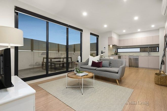 Picture of 25/15 Moore Street, MOONEE PONDS VIC 3039