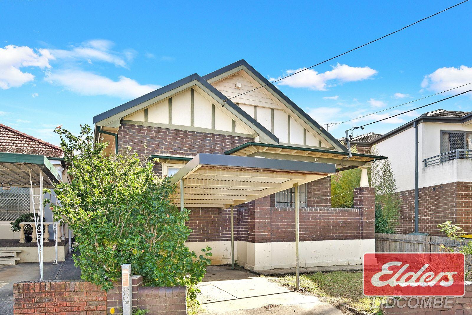 17 FRANCES STREET, Lidcombe NSW 2141, Image 0
