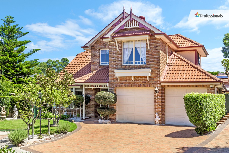 6 Belinda Court, Castle Hill NSW 2154, Image 0
