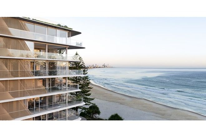 Picture of 301/46 Goodwin Terrace, BURLEIGH HEADS QLD 4220