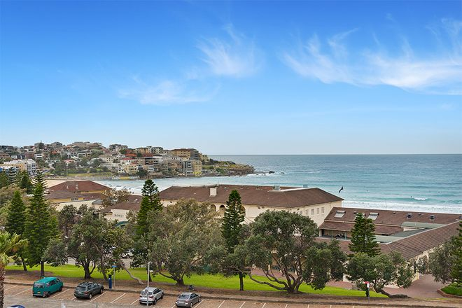 Picture Of   Campbell Parade Bondi Beach Nsw