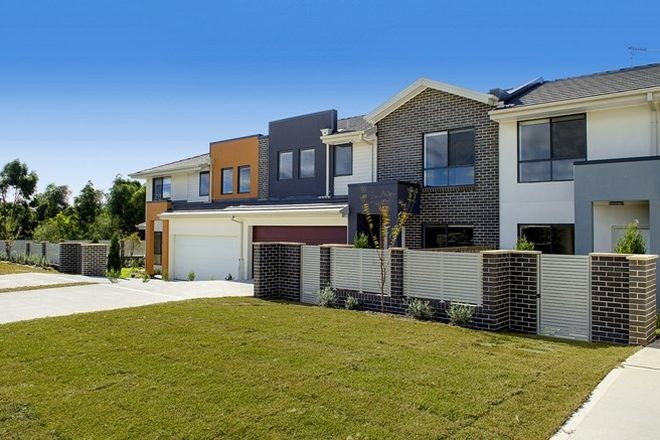 Picture of 4/2 McCausland Place, KELLYVILLE NSW 2155