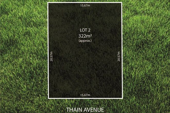 Picture of Lot 2 Thain Avenue, FINDON SA 5023