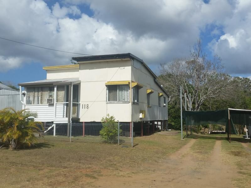 118 East Street, Mount Morgan QLD 4714, Image 0
