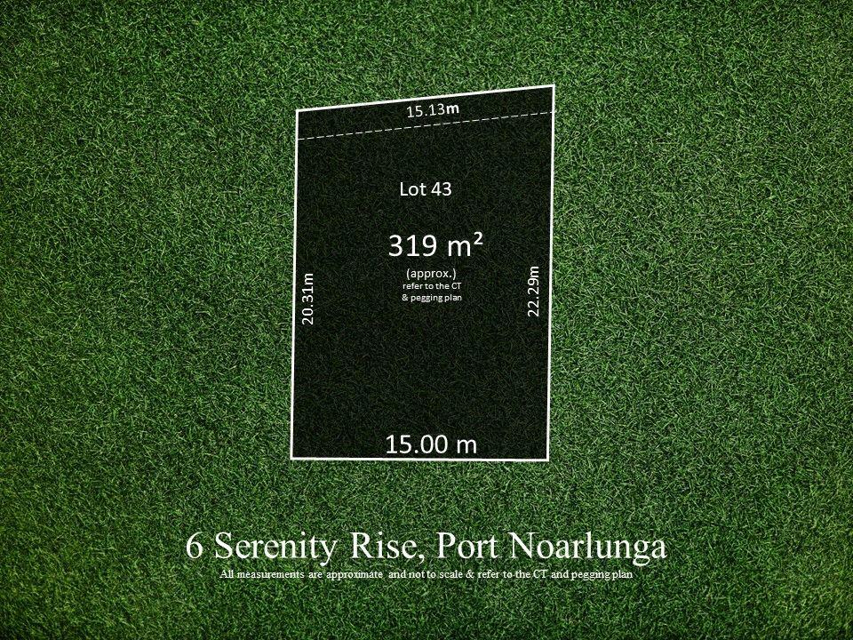 6 Serenity Rise, Port Noarlunga SA 5167, Image 0