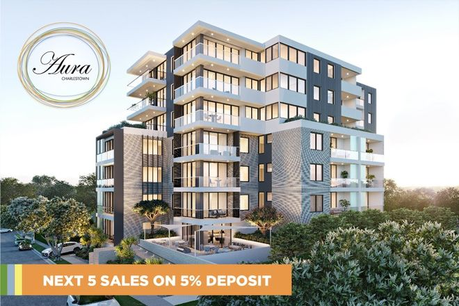 Picture of 206/55-57 Smith Street, CHARLESTOWN NSW 2290