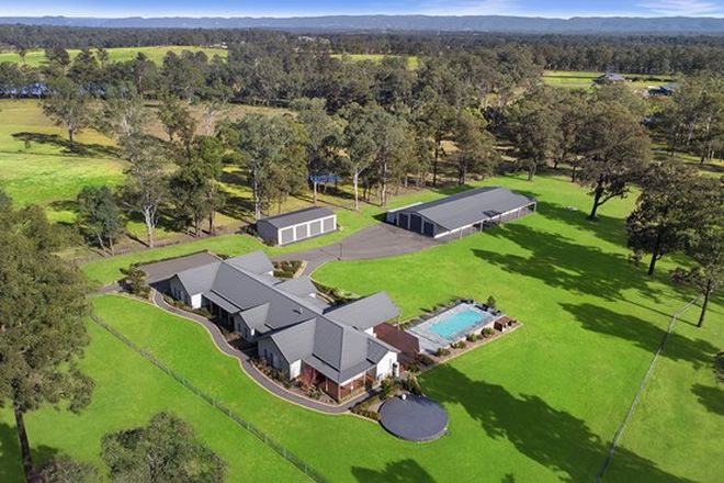 Picture of 38 Krahe Road, WILBERFORCE NSW 2756