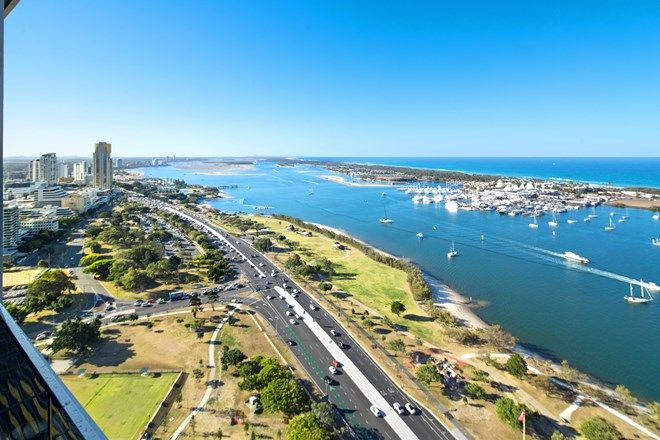 Picture of 3109/2 Como Crescent, SOUTHPORT QLD 4215
