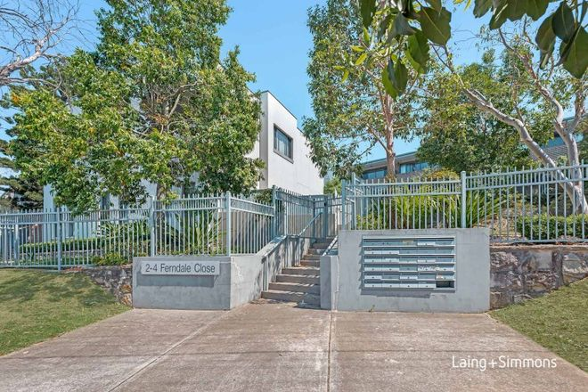 Picture of 24/2-4 Ferndale Close, CONSTITUTION HILL NSW 2145