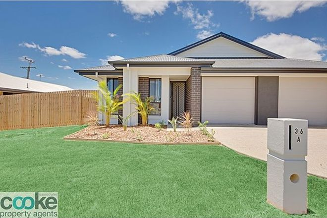 Picture of 36 A & B Bronco Crescent, GRACEMERE QLD 4702