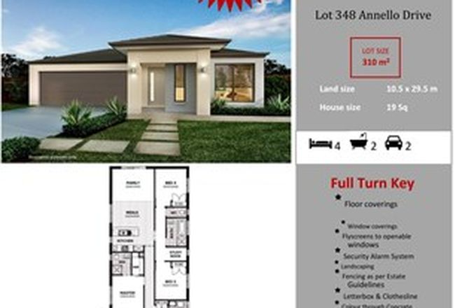 Picture of Annello way, WOLLERT VIC 3750
