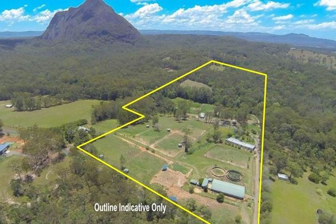 Picture of 112 Judds Road, GLASS HOUSE MOUNTAINS QLD 4518