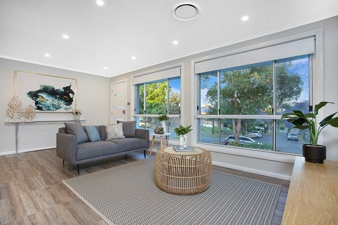 Picture of 63 Marton Crescent, KINGS LANGLEY NSW 2147