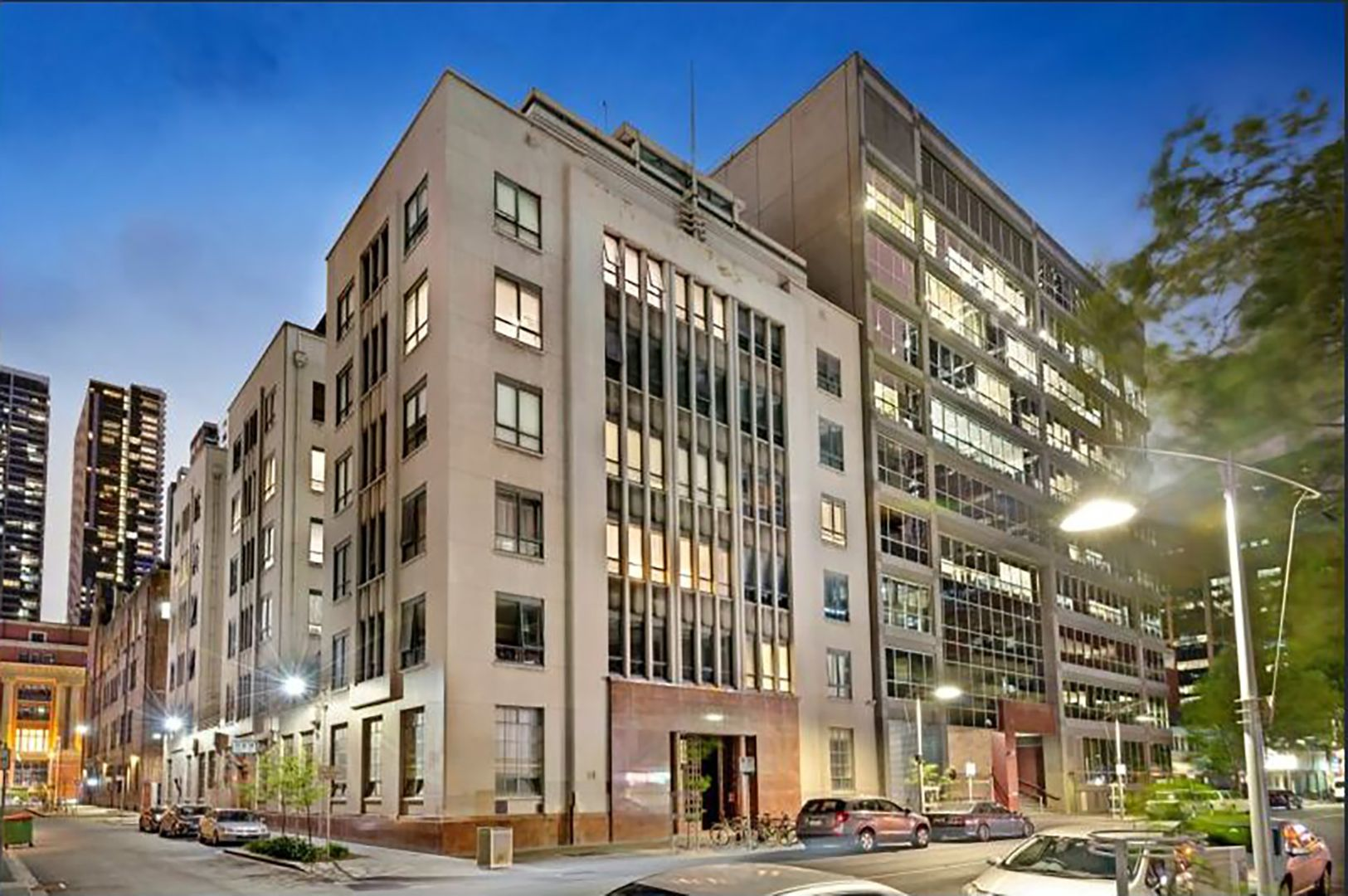 2 bedrooms Apartment / Unit / Flat in 406/616 Little Collins Street MELBOURNE VIC, 3000