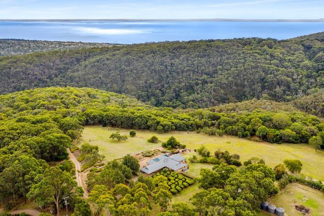 Picture of 139 Waterfall Gully Road, MAIN RIDGE VIC 3928