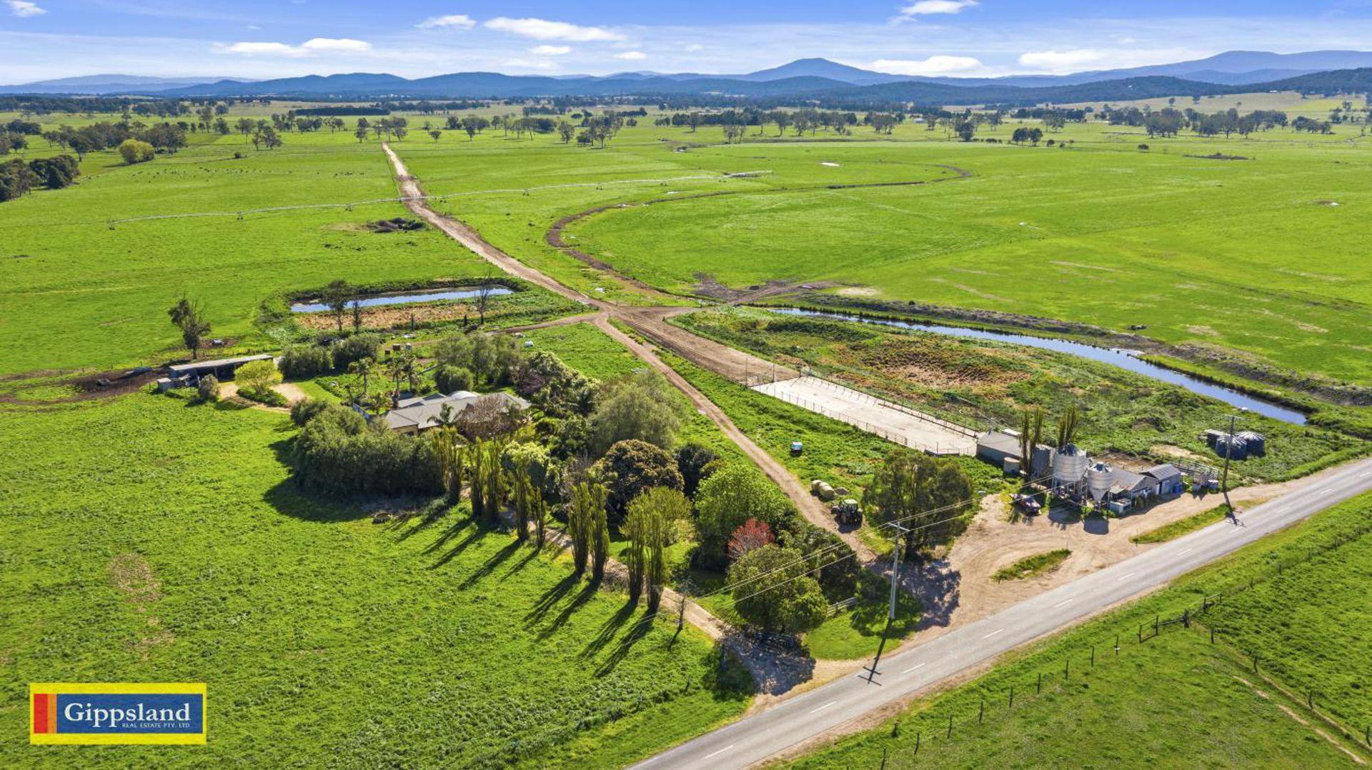 199 Boisdale - Valencia Creek Road, Boisdale VIC 3860, Image 0
