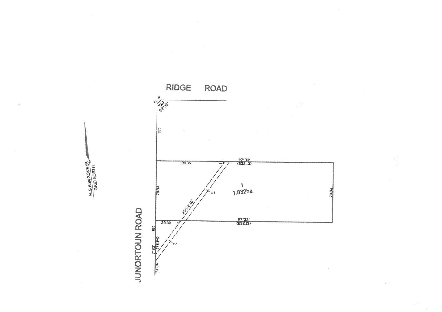 Lot 1 Junortoun Road, Junortoun VIC 3551, Image 1