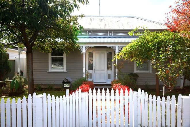 Picture of 431 Eureka Street, EUREKA VIC 3350