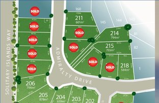 Picture of Lot 214 Admiralty Drive - Stage 11, Safety Beach NSW 2456