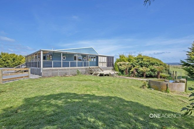 Picture of 295 Bens Hill Road, MONTAGU TAS 7330