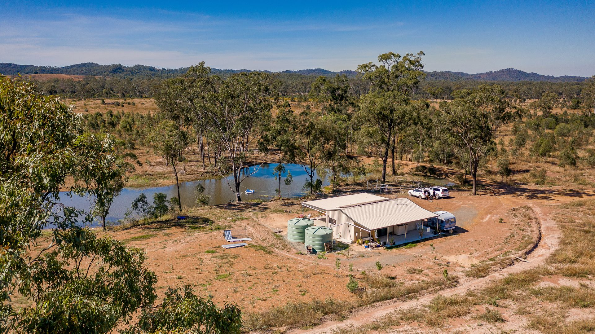 Lot 46 Boyles Road, West Stowe QLD 4680, Image 0