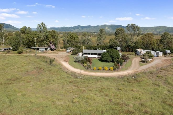 Picture of 193 Phillips Road, LOWER WONGA QLD 4570
