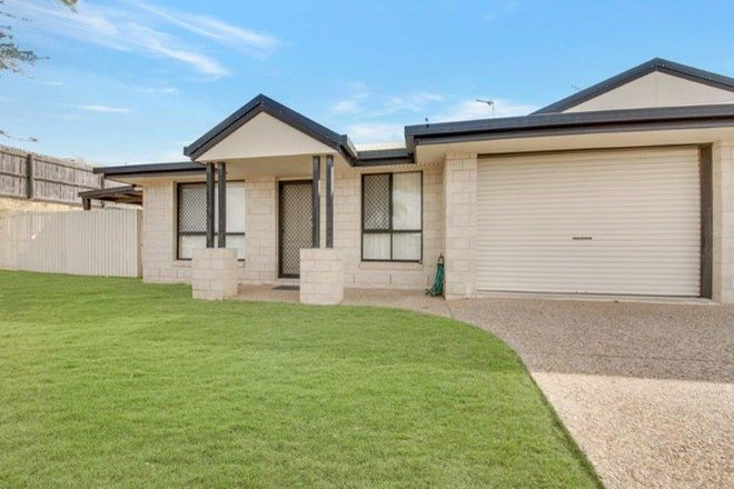 Picture of 2 LINHOW CRESCENT, CLINTON QLD 4680