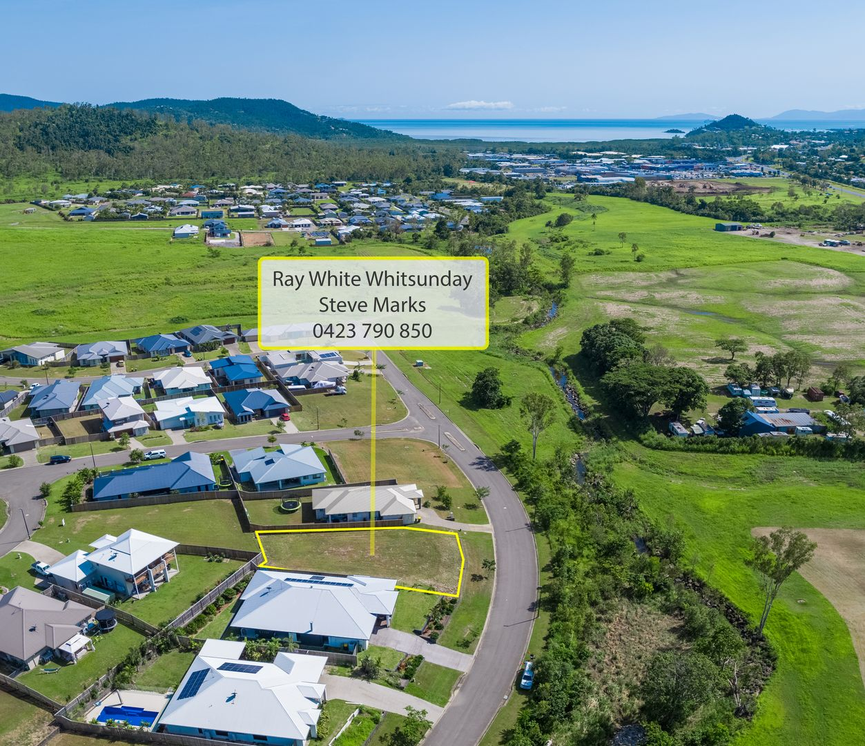 Lot 6 Spyglass Road, Cannonvale QLD 4802, Image 0