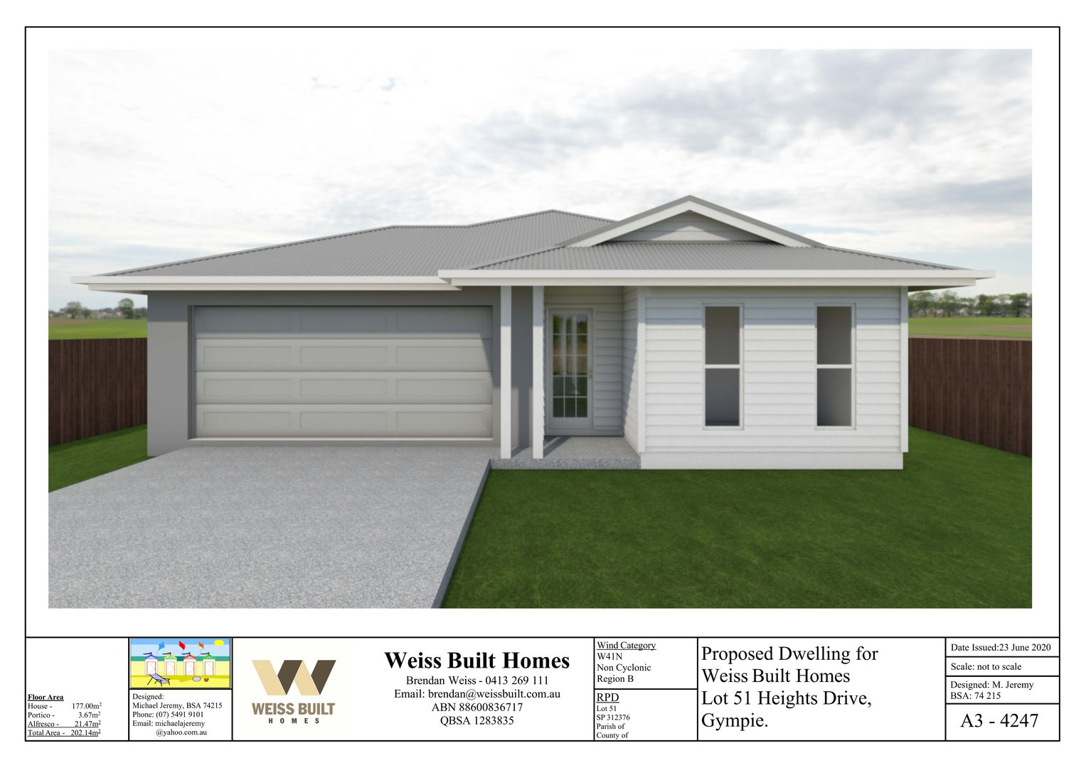 Lot 51 Heights Drive, Gympie QLD 4570, Image 0