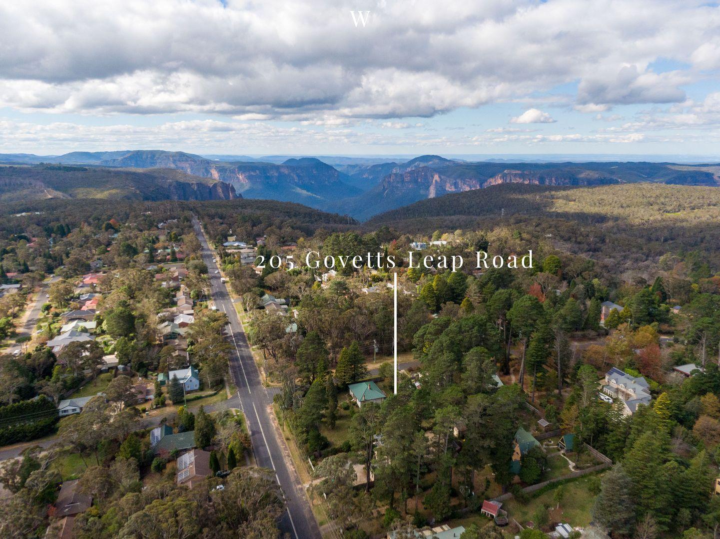 205 Govetts Leap Road, Blackheath NSW 2785, Image 1