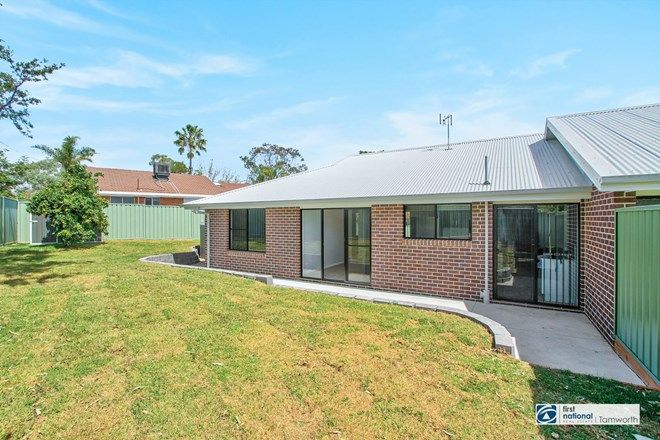 Picture of 2/19 Minnamurra Crescent, TAMWORTH NSW 2340