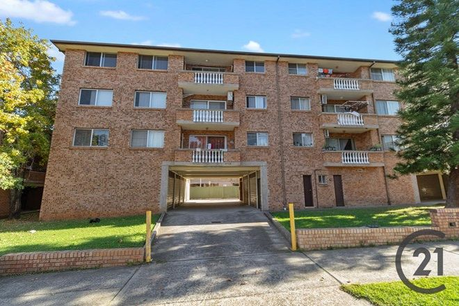 Picture of 12/3-5 Nagle Street, LIVERPOOL NSW 2170