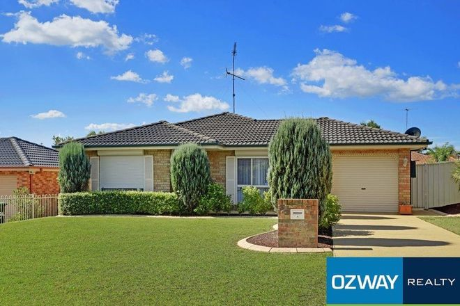 Picture of 32 Theseus Circuit, ROSEMEADOW NSW 2560