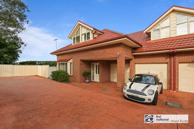Picture of 67A Marsden Road, WEST RYDE NSW 2114