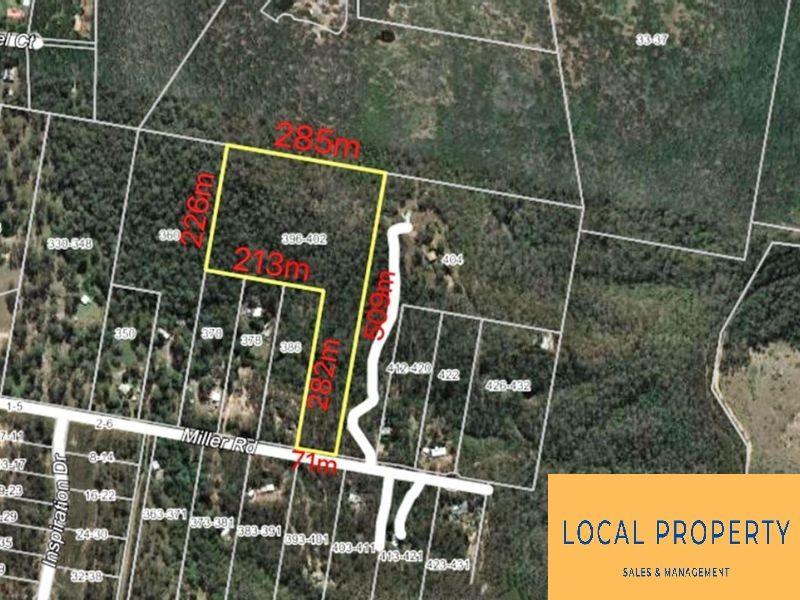 396-402 Miller Road, Logan Village QLD 4207, Image 0