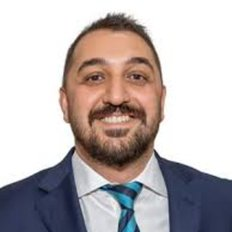 Bez Afzali, Sales representative