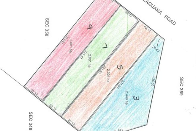Picture of Lot 3,5 & 7/SEC402 MULLAQUANA ROAD, WHYALLA SA 5600