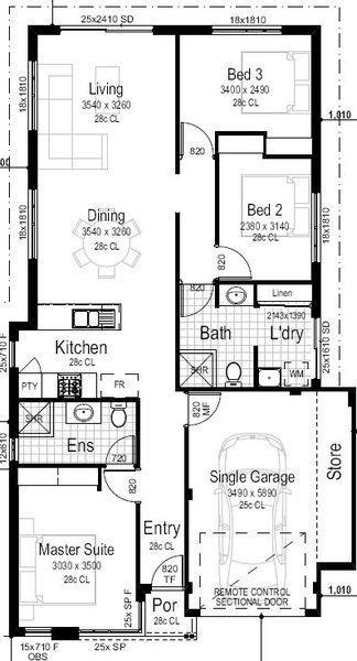 3 bedrooms New House & Land in  BRABHAM WA, 6055