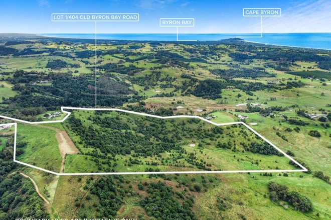 Picture of Lot 1 404 Old Byron Bay Road, NEWRYBAR NSW 2479