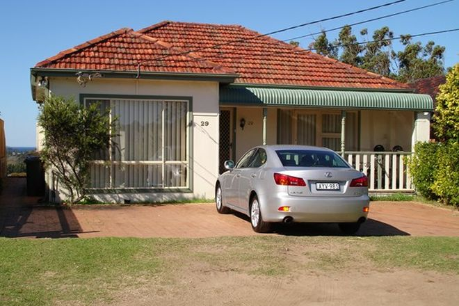 Picture of 29 Marinella Street, MANLY VALE NSW 2093