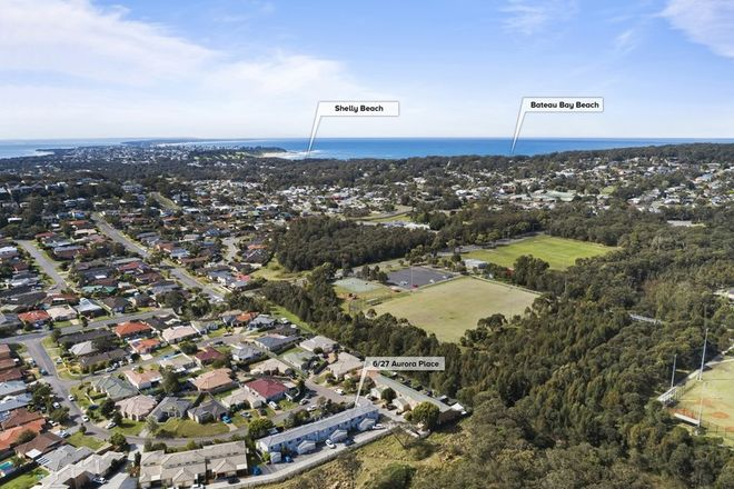 Picture of 6/27 Aurora Place, BATEAU BAY NSW 2261