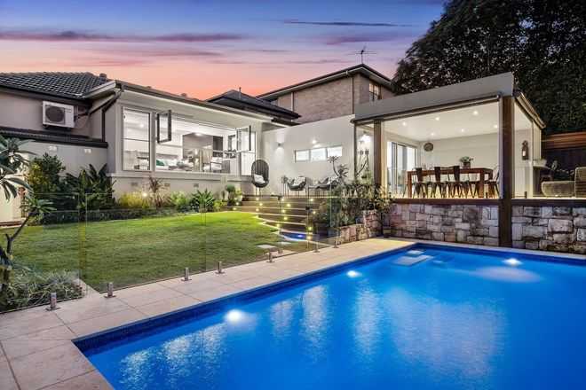 Picture of 9 Melba Drive, EAST RYDE NSW 2113