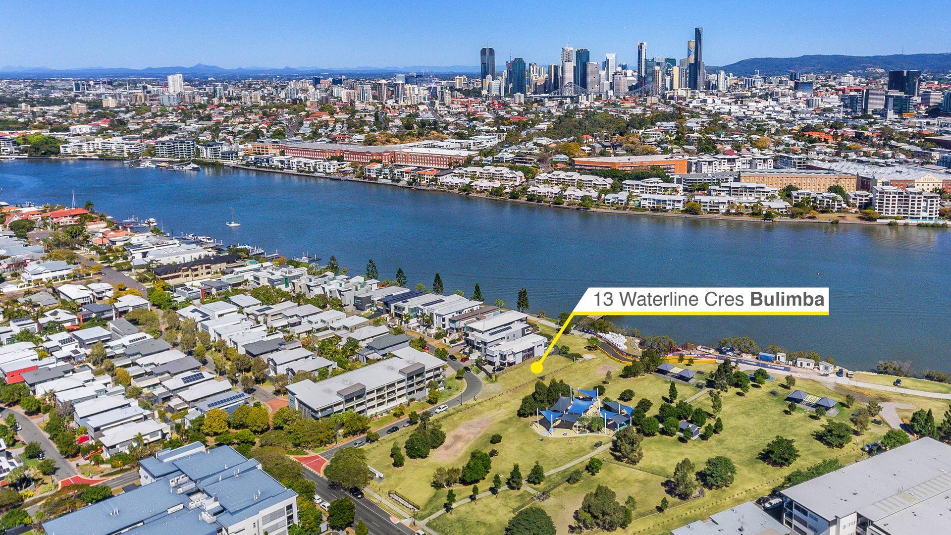 13 Waterline Crescent, Bulimba QLD 4171, Image 1