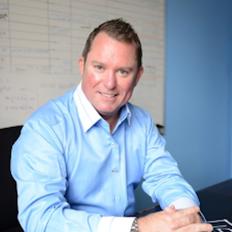 Luke Papandrea, Sales representative