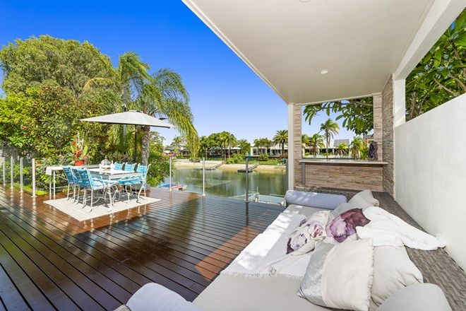 Picture of Broadbeach Waters Qld 4218