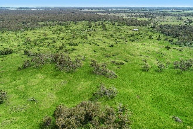 Picture of Jones Road, STONYFORD VIC 3260