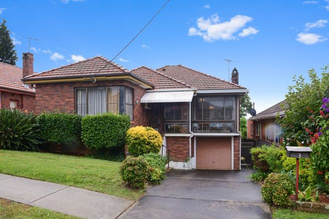 Picture of 3 Todd  Street, KINGSGROVE NSW 2208